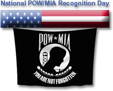 National POW-MIA Recognition Day